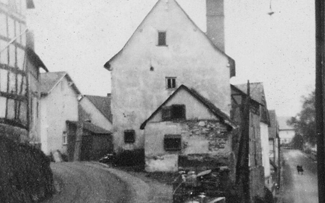 Das alte Rathaus in der Gibgass